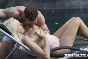 Private.com big-chested angel wicky..