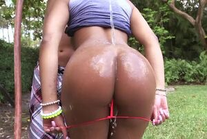 BANGBROS - Wee Ebony Little girl..