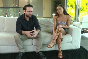 LoveHerFeet - Sloppy Chatting Nubile..