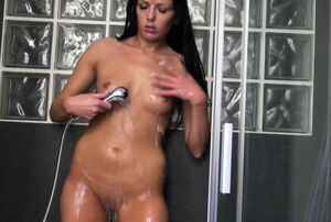 Astonishing honey thrusts a fuck stick..