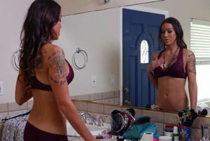 TransSensual Venus Lux and Tori Mayes..